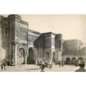 C.Postale : Maroc - Meknes - Bab Mansour