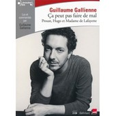 Ca Peut Pas Faire De Mal Vol. 1 : Proust, Hugo Et Madame De Lafayette - Cd Mp3 - Guillaume Gallienne