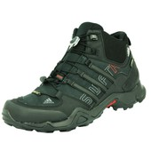 Adidas Performance Terrex Swift Trx Mid Gtx Chaussures De Course Trail Running Homme Noir Gore Tex
