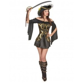 D�guisement Pirate Femme, Taille S / M
