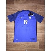 Maillot Neuf - France 2016 - Pogba #19 - Taille M