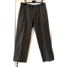 Pantalon Guess By Marciano Coton 42 Marron