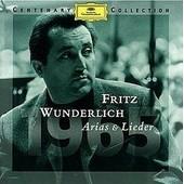 1965 Fritz Wunderlich - Centenary Collection - Arias & Lieder - Fritz Wunderlich