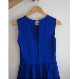 Top Zara 36 Bleu