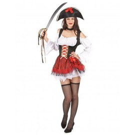 D�guisement Pirate Sexy Femme, Taille M / L