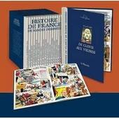 Histoire De France En Bande Dessin�es, Int�grale 16 Tomes de Larousse