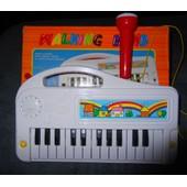 Clavier Enfant Sing-A-Long Et Son Micro