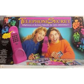 T�l�phone Secret Jeu Mb Retro Vintage Devinez Qui Est Votre Admirateur Secret