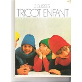 Catalogue Vintage De Tricot Enfant, Bonnet, Chapeau, Robes, Pulls