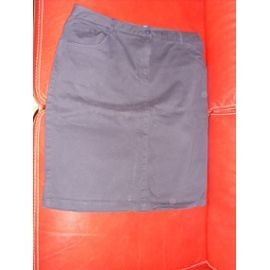 Jupe G�mo Taille 46 Fermeture Bouton Et Fermeture �clair