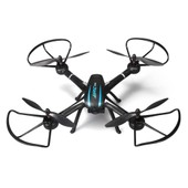 Original Jjrc H11c Pendant 2.4g 4ch 6-Axis Mode Gyro Cf One Key Retour Rc Quadcopter Avec Appareil Photo 2.0mp Hd (Noir) Xagoo�