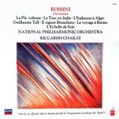 Disque Vinyle Lp 33 Tours - Decca Bang Et Olufsen 999001 - Riccardo Chailly - Rossini -