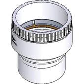 Adaptateur Pp Flexible/Rigide - Diam�tre 80 Mm T�lerie Emaillerie Nantaise