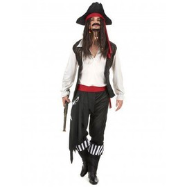 D�guisement Pirate Homme, Taille M / L