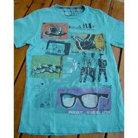 T-Shirt C&a 14 Ans Bleu