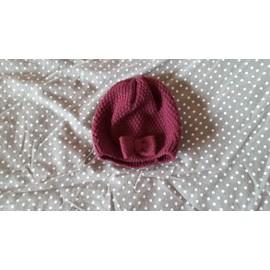 Bonnet H&m Taille 2 Ans Violet