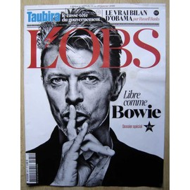 Le Nouvel Observateur N�2176, Coupure De Presse, David Bowie