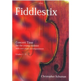 fiddlestick Concert time for Young violonist