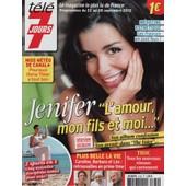T�l� 7 Jours / 17-09-2012 N�2730 : Jenifer (3p) Doria Tillier (1p) Kirikou (1p) Downton Abbey (1,5p)
