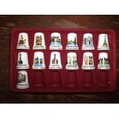 13 D�s � Coudre � Collection En Porcelaine