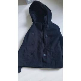 Manteau Jennyfer Synth�tique S Noir