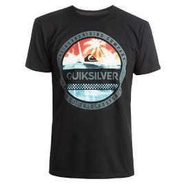 T-Shirt Quiksilver Filled In