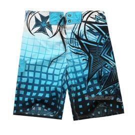 Mens Shorts Plage Surf Surf Maillot Nager Pantalon
