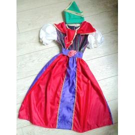 Robe, Foulard, Ceinture: Complet D�guisement Fillette