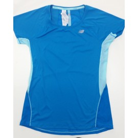 T-Shirt New Balance Bleu