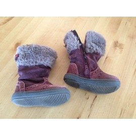 Bottes B�b� Fille Andr� Taille 19