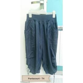 Pantacourt Femme - Taille 4