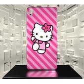 Coque Sony Xperia Z3 Hello Kitty 06