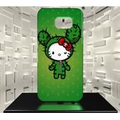 Coque Samsung Galaxy S6 Hello Kitty 16