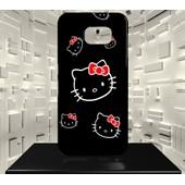 Coque Samsung Galaxy S6 Hello Kitty 09