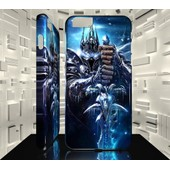 Coque Iphone 6 Plus Jvf World Of Warcraft Wow 66 Le Roi Liche