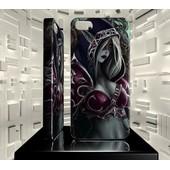 Coque Iphone 5c Jvf World Of Warcraft Wow 01 Sylvanas Coursevent