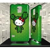Coque Samsung Galaxy Mini S5 Hello Kitty 16