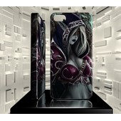 Coque Iphone 5s Jvf World Of Warcraft Wow 01 Sylvanas Coursevent