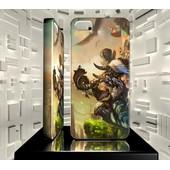 Coque Iphone 5c Jvf World Of Warcraft Wow 40 Baine Sabot De Sang