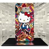 Coque Samsung Galaxy S6 Edge Hello Kitty 02