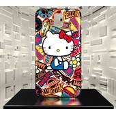 Coque Samsung Galaxy Note 4 Hello Kitty 02
