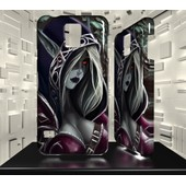 Coque Samsung Galaxy S5 Mini Jvf World Of Warcraft Wow 01 Sylvanas Coursevent