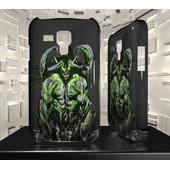 Coque Samsung Galaxy S3 Mini Jvf World Of Warcraft Wow 12 Illidan Hurlorage