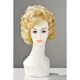 Perruque Julia Cheveux Blond