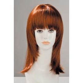 Perruque Salome Cheveux Roux