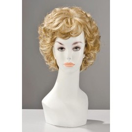 Perruque Julia Cheveux Blond Meches