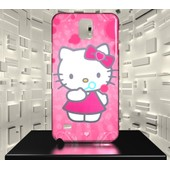Coque Samsung Galaxy Note 4 Hello Kitty 01