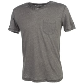 Tee Shirt Manches Courtes Teddy Smith Tbeau Beton Mc Tee Gris 77201