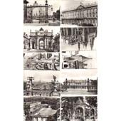 Carnet / Pochette De 10 Cp / Photographies Mignonnettes De Nancy / Meurthe Et Moselle