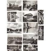 Carnet / Pochette De 12 Cartes Postales / Photographies Mignonettes De Paris